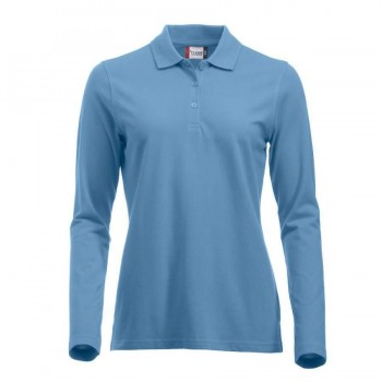 POLO M/L MUJER CLIQUE CLASSIC MARION