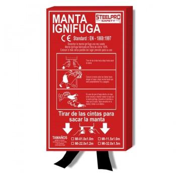 MANTA IGNIFUGA MARCA 2388-MI1 150X100 cm