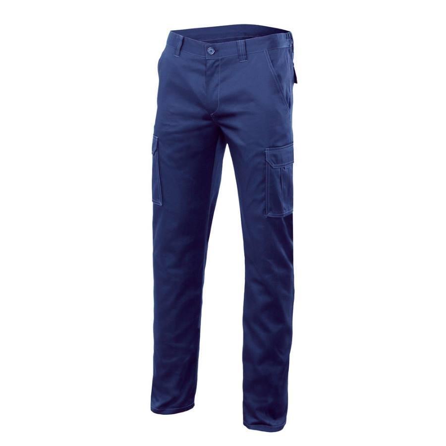 Pantalon de trabajo multibolsillos Velilla 103002S